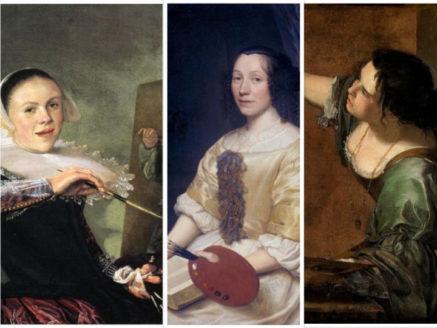 Women Painters of Renaissance