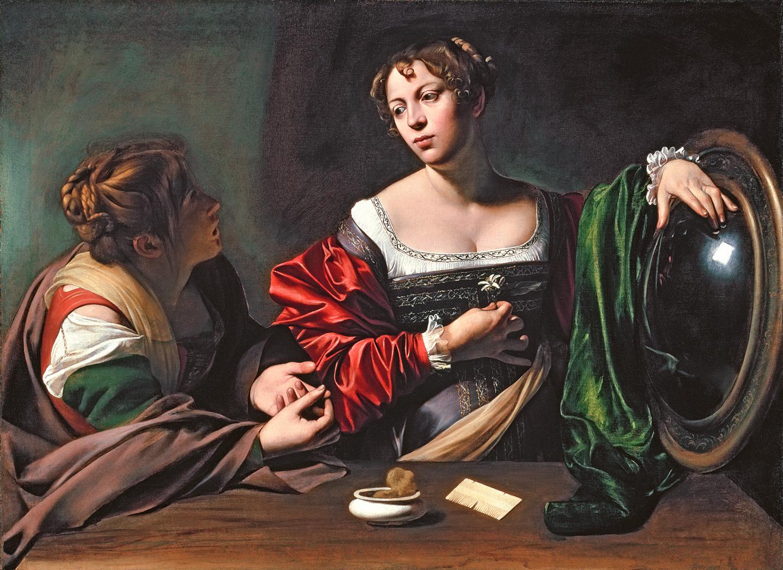 Rare Caravaggio exhibition in the US