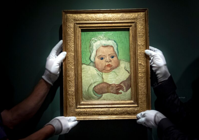 Breaking the Stereotype of Vincent Van Gogh