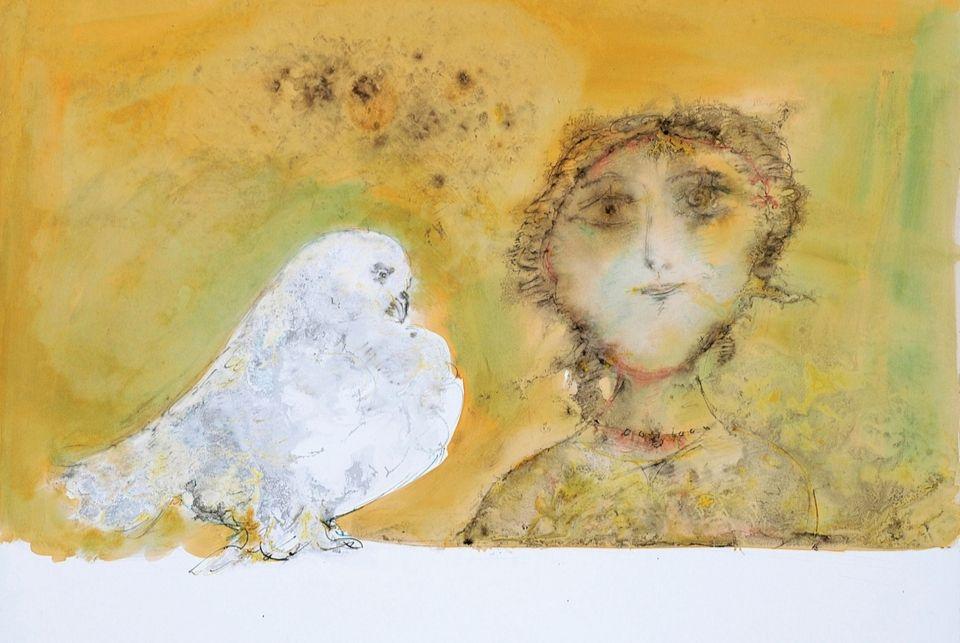 Exhibition on Sakti Burman's artistic journey