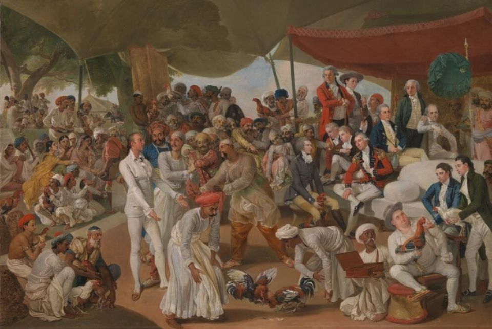 """""""Rajas, Nawabs and Firangees: 12 stories of Indian rulers and French-speaking officers serving under them"""