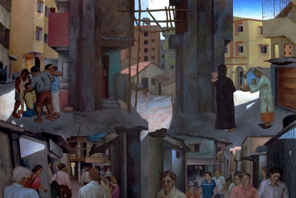 Walking Through Soul City, Sudhir Patwardhan|A Retrospective