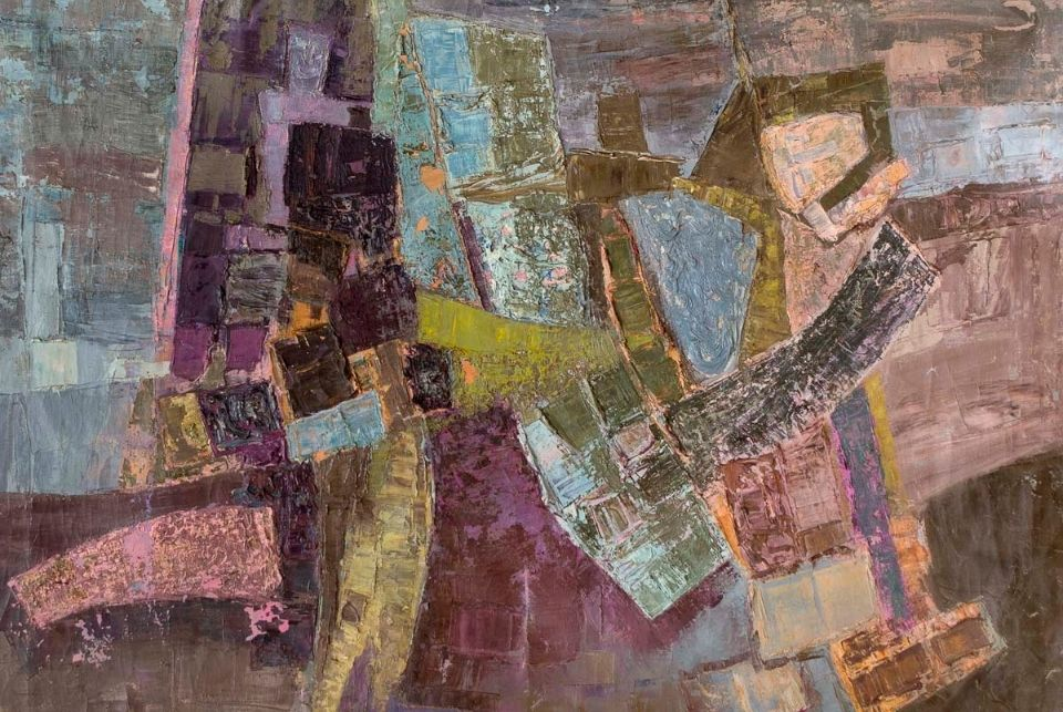Revisiting A Recluse Parsi Abstractionist: Naval Jijina's Retrospective On View at Mumbai