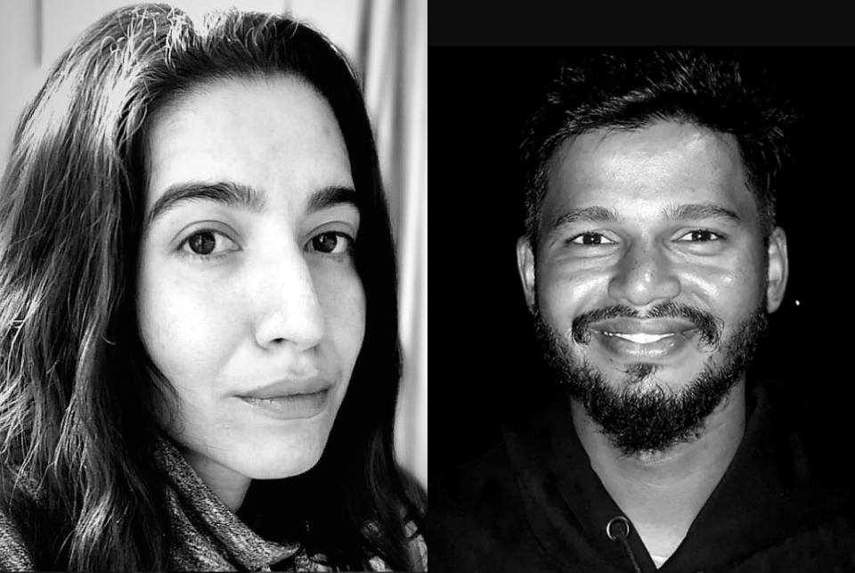 Farah Mulla & Bhisaji Gadekar recipients of FICA Emerging Artist Award 2020