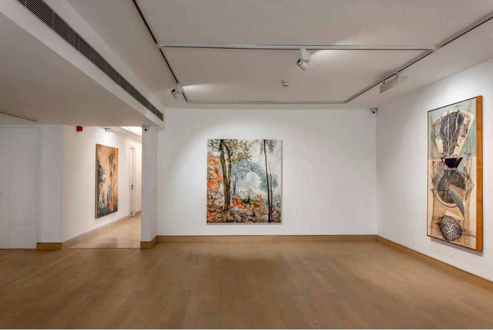 Confabulations| New Paintings by Jitish Kallat and Subodh Gupta