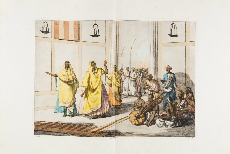 Baltazard Solvyns' 1790s etchings set 'The Hindus' to be exhibited in New Delhi
