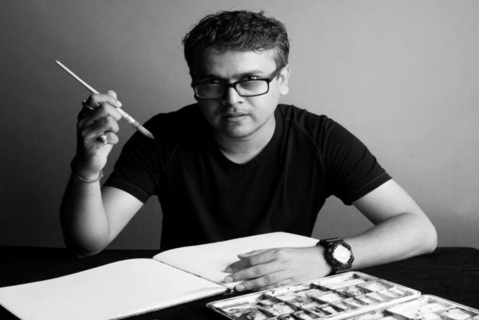 Painful to see visual artists not getting royalty, says Rahul Chakraborty
